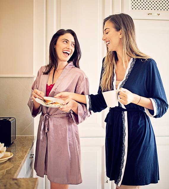 Il trend del pigiama in città continua nel 2019
