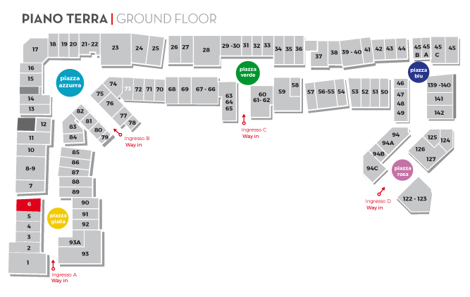 Mappa Pompea