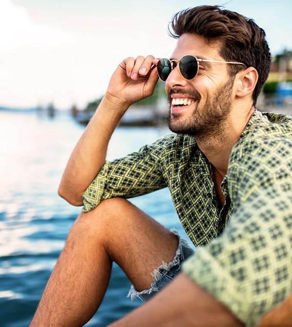 design di qualità a81c1 da00c Moda uomo primaveraestate 2019: stili e tendenze - Città ...