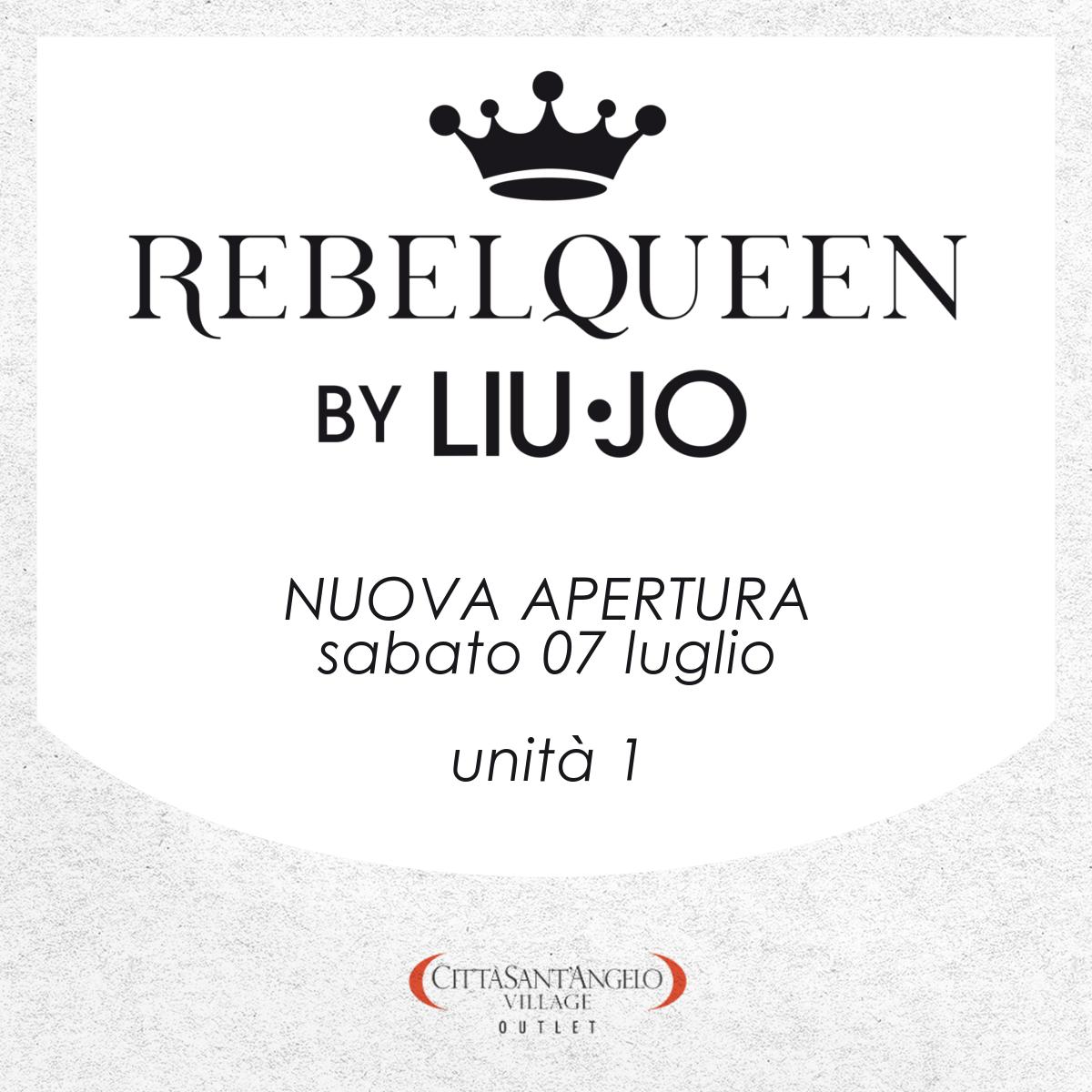 Rebel Queen by Liu Jo Città Sant'Angelo Village