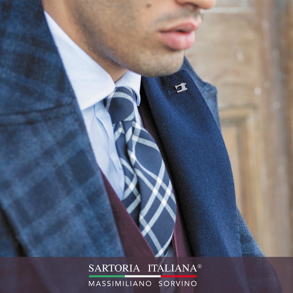 a56997eff088 Sartoria Italiana - Massimiliano Sorvino - Città Sant Angelo Village