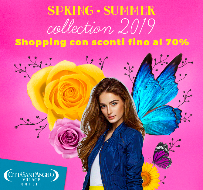 Fashionable Spring Città Sant`Angelo Village