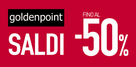 Saldi da Golden Point!