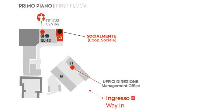 Mappa Socialmente Coop. Sociale