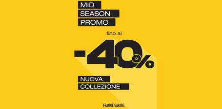 Da Frankie Garage sono partiti i Mid Season Sales