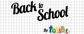 Back to School by Toys con Te